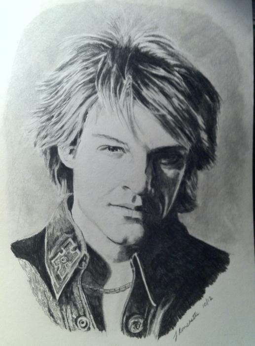 Jon Bon Jovi by mustangsal